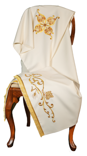 Humeral veil in polyester Cod. 86/V16518