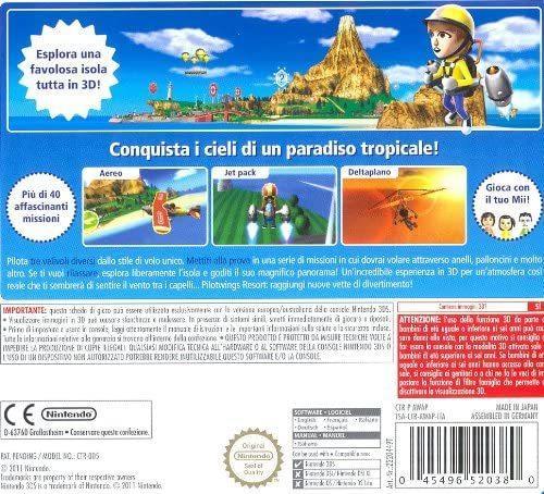 Pilotwings Resort 3D NUOVO! - Nintendo 3DS - Ver. ITA