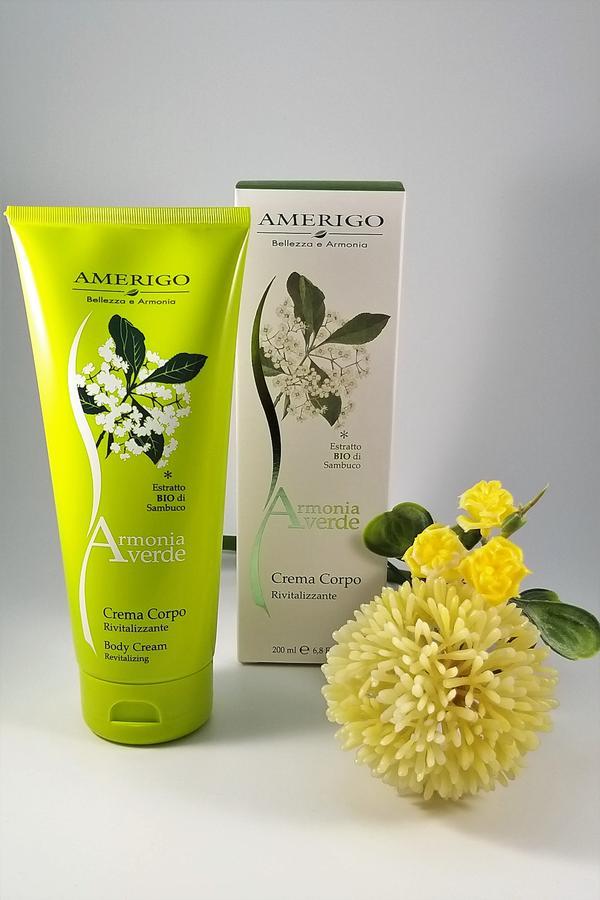 Armonia Verde Crema Corpo 200ml