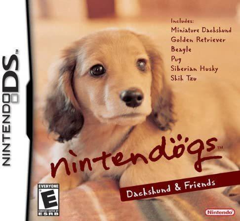 Nintendogs Bassotti & Amici NUOVO! - Nintendo DS - Ver. EIP
