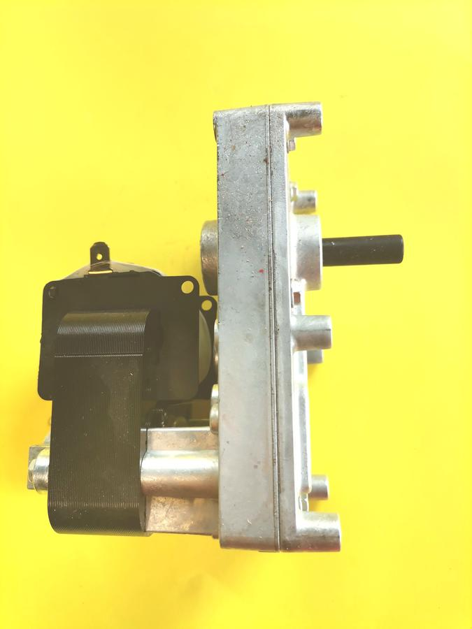 MOTORIDUTTORE 2RPM-230V STUFE ANSELMO COLA