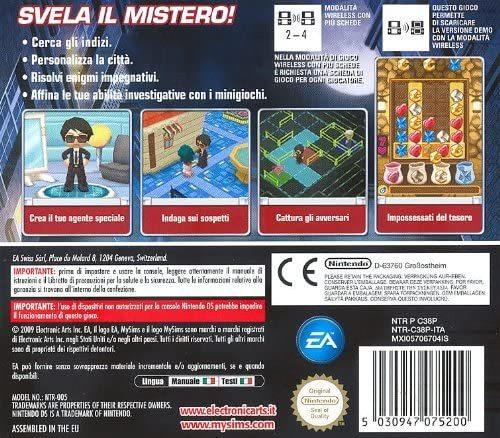 MySims Agents NUOVO! - Nintendo DS - Ver. ITA