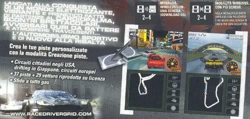 Racedriver: Grid NUOVO! - Nintendo DS - Ver. ITA