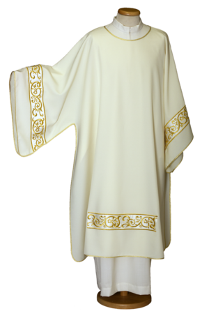 Embroidered dalmatic Cod. 86/D16418