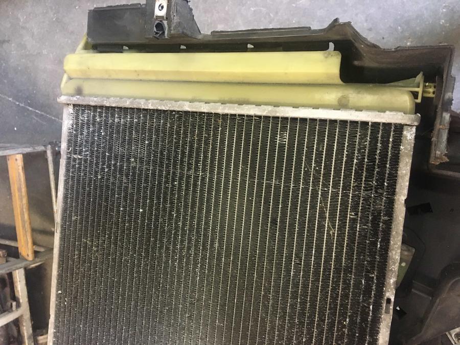 Pacco Radiatori Completo Fiat Stilo TD 837900600 - 0046745809