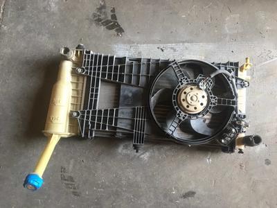 Pacco Radiatori Completo Fiat  Punto 848760400 -  M13000800 -  MP8120/192 - 820400600