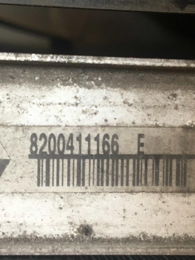 Pacco Radiatori Completo Renault Trafic 8200411166E 8200895918 8200411166