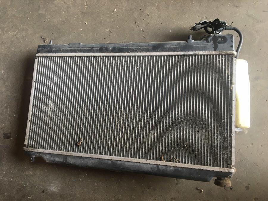 Pacco Radiatori Completo Honda Jazz 065000-3070 - 065390-3240 - 10208-425