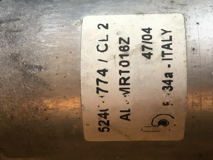 Pacco Radiatori Completo Opel Meriva 52406447 -  5020364 -  8112DTH
