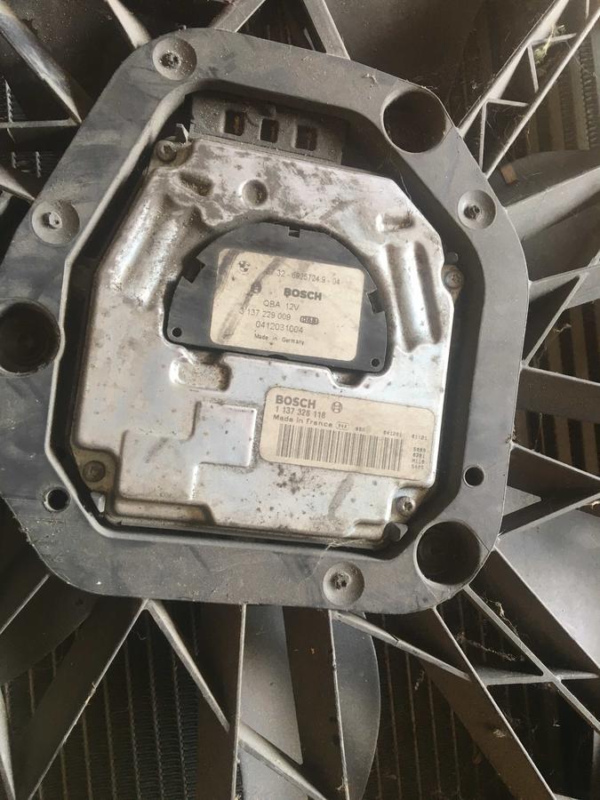 Pacco Radiatori Completo BMW 530 TD 7789824-04 -  3137229009 - 69257249 -  0412031004 -  1137328118 -  17117792832-01 - 7787830-05 17517791909-03