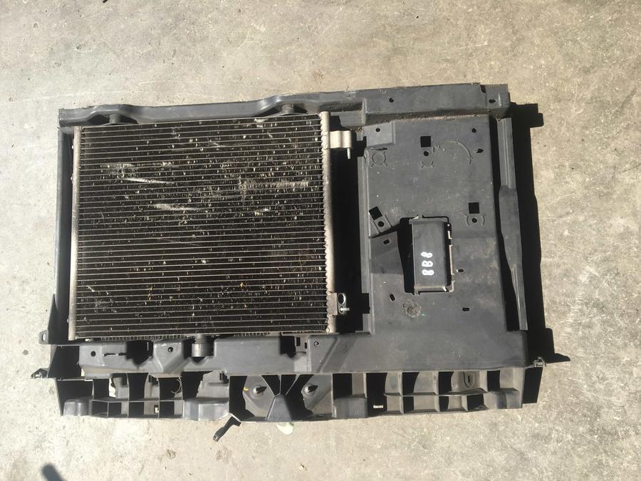 Pacco Radiatori Completo Peugeot  207 TD 9653804080 -  9662872380 - 34F30100200 -  9682586480