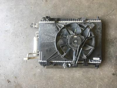Pacco Radiatori Completo Ford Fiesta AV1119710FA -  8V51-8005-BE - 8V518005BE -  8V51-8C607-AG - 8V518C607AG -  AE83-19E892-AB - AE8319E892AB