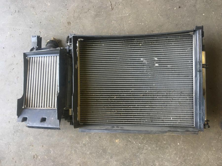 Pacco Radiatori Completo Dacia Duster - 214811626R - 110678071R -  921006454R - 215586921R - 214100078R