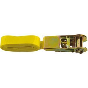 Cinghia di ancoraggio con cricchetto  4 MT. MAURER