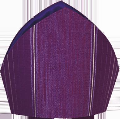 Mitre in wool lurex Cod. 87/002010