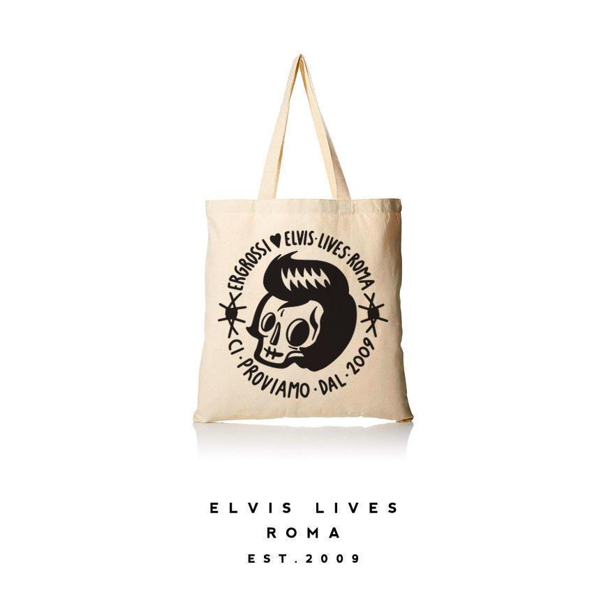 Elvis Lives Shopper Undici