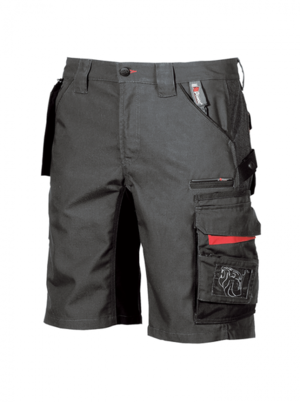 Pantalone Corto Modello Start Black Carbon U-Power Taglie dal 46 al 54