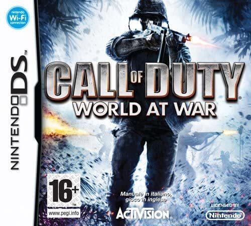 Call Of Duty 5 World At War NUOVO! - Nintendo DS - Ver. ITA