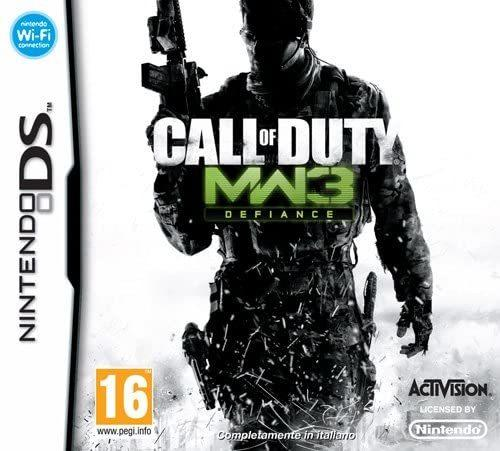 Call Of Duty Modern Warfare 3 NUOVO! - Nintendo DS - Ver.ITA