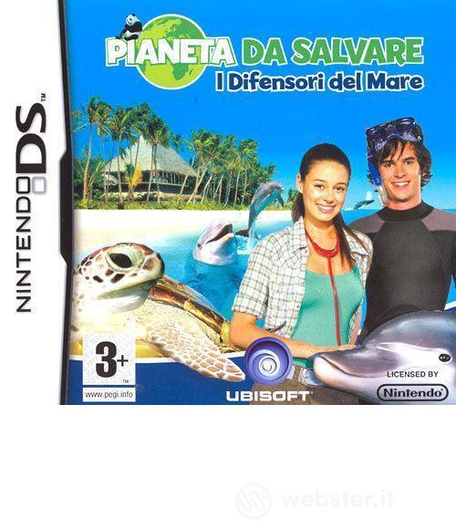 Pianeta Da Salvare: I Difensori del Mare NUOVO! - Nintendo DS - Ver.ITA