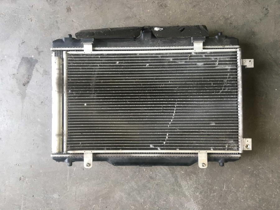 Pacco Radiatori Completo Suzuki Fiat 16 2008 065000-7340 - CZ422000-97110S - 9531079J01