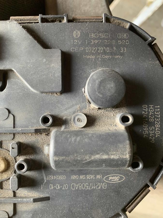 Motorino Tergicristallo Ford S-Max - 6M2117508AD