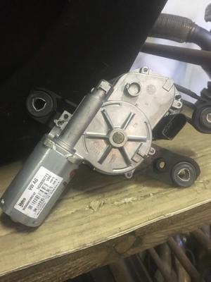Motorino Tergilunotto Volkswagen Golf 7 - 5G0955711