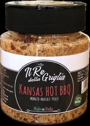 Kansas HOT BBQ - Il Re della Griglia