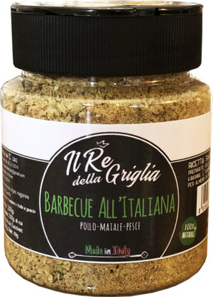 Barbecue all'Italiana - Il Re della Griglia
