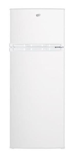DAYA frigorifero doppia porta 217lt A+ BIANCO DDP-28NH20