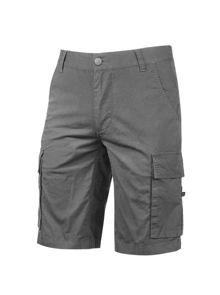Pantalone Corto Modello Summer Grey Iron U-Power Taglie dalla S alla 2XL