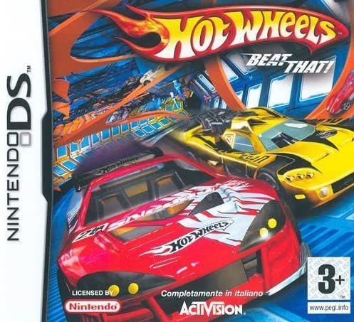 Hot Wheels: Beat That! NUOVO - Nintendo DS - Ver. ITA