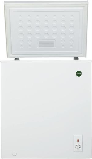 DAYA congelatore a pozzo classe a+ 145lt BIANCO DCP-145H9
