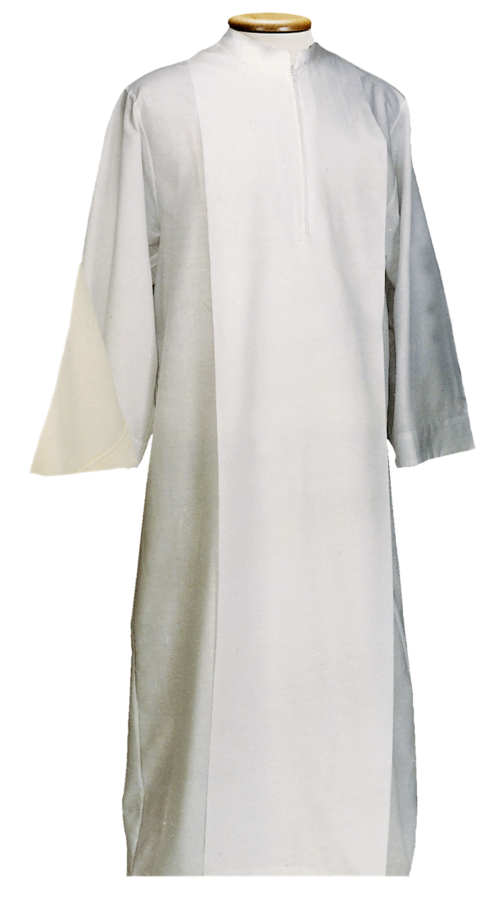 Alb in cotton and polyester
