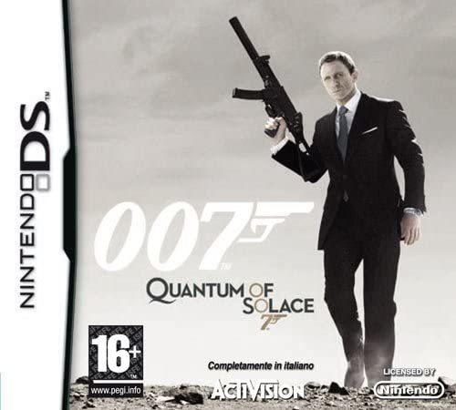 007 James Bond Quantum Of Solace NUOVO - Nintendo DS - Ver. ITA