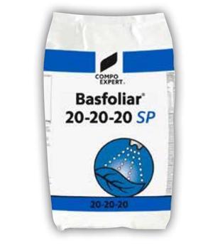 Concime Basfoliar 20.20.20 Disponibile nei formati 2 - 5 Kg
