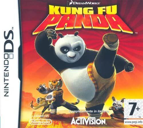 Kung Fu Panda NUOVO! - Nintendo DS - Ver. ITA