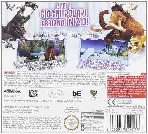 L'Era Glaciale 4 - Giochi Polari NUOVO! - Nintendo DS