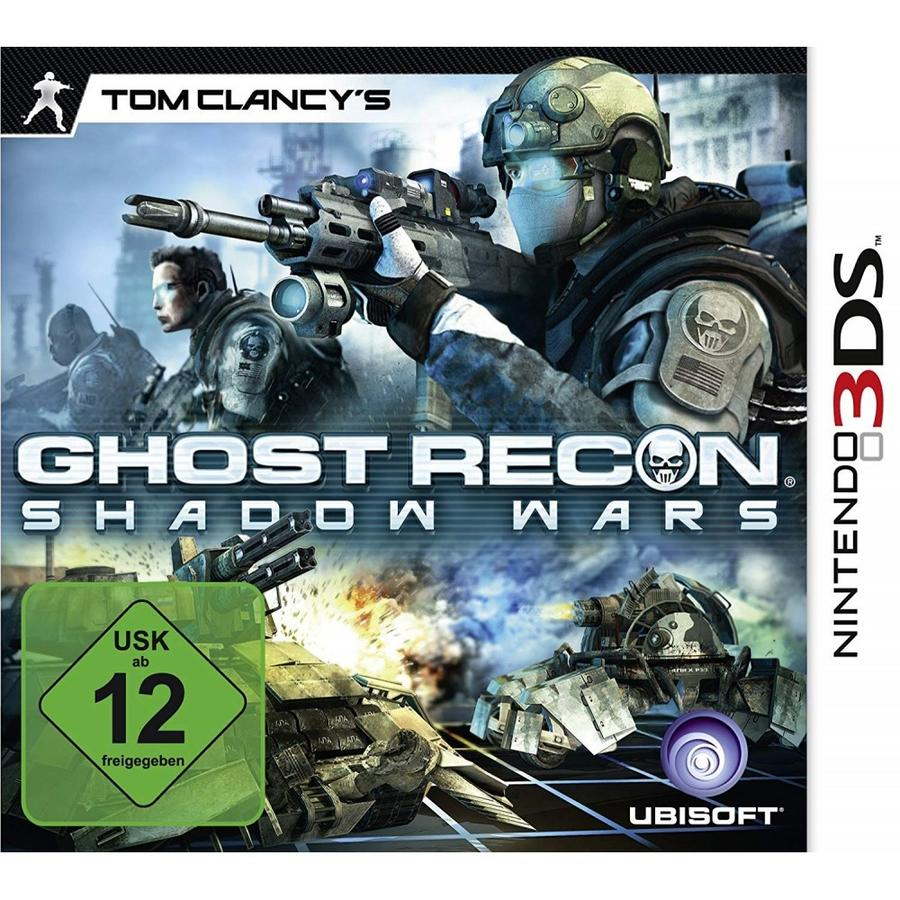 Ghost Recon Shadow Wars 3D NUOVO! - Nintendo DS - Ver. ITA
