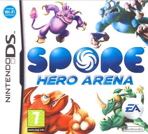 Spore Hero Arena NUOVO! - Nintendo DS - Ver.ITA