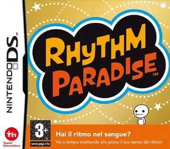 Rhythm Paradise NUOVO! - Nintendo DS - Ver. ITA