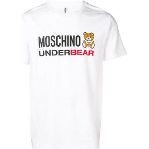 T-shirt Moschino teddy bianca