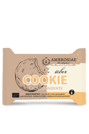 Cookie cacao fondente, Ambrosiae, 35 gr