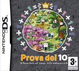Prova Del 10 Avventure Mondo Matematica NUOVO! - Nintendo DS - Ver. ITA