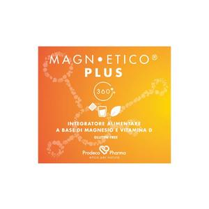 MAGNETICO® 360 PLUS - Magnesio e Vitamina D
