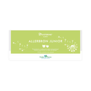 BIOSTERINE® ALLERGY ALLERBRON JUNIOR Fiale