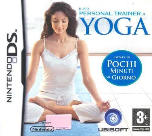 Il Mio Personal Trainer Di Yoga NUOVO! - NIntendo DS - Ver. ITA