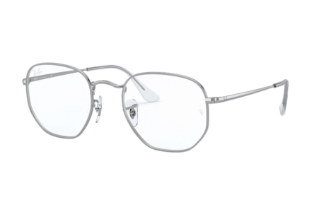 Montatura in metallo Ray Ban 6448 2501  - Lenti da vista incluse -