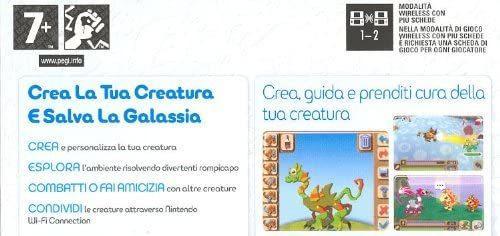 Spore Creatures NUOVO - Nintendo DS - Ver.ITA
