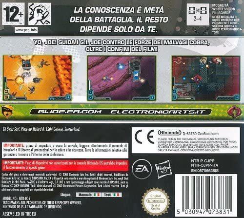 GI Joe La Nascita Del Cobra NUOVO! - Nintendo DS - Ver. ITA